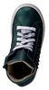 ANDREA MORELLI Baskets IB50209 en vert - small