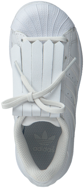 Witte SNEAKER BOOSTER Shoe candy SN KIDS - large