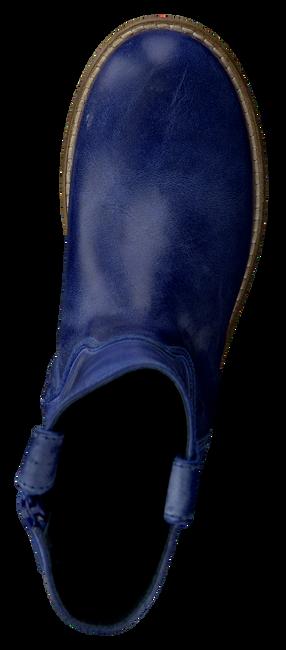 HIP Bottes hautes H1307 en bleu - large