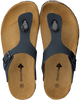 DEVELAB Sandales 48165 en bleu - small