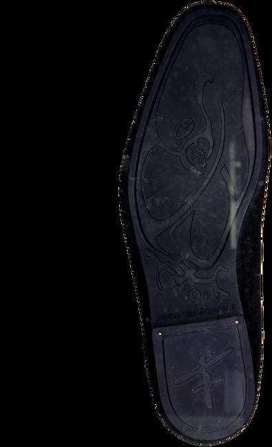 FLORIS VAN BOMMEL Richelieus 10334 en noir - large