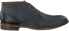 VAN LIER Richelieus 5341 en gris - small