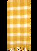 BECKSONDERGAARD Foulard ISOBELL SCARF en jaune  - small