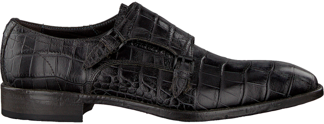 GIORGIO Richelieus HE974160 en noir  - large