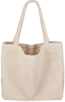Witte STUDIO NOOS Shopper BOUCLE MOM-BAG  - medium