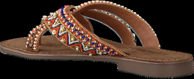 Bruine LAZAMANI Slippers 75.526 - large