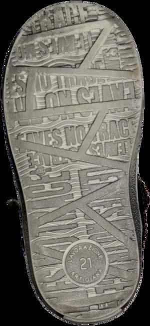 Zilveren JOCHIE Lange laarzen 14096  - large