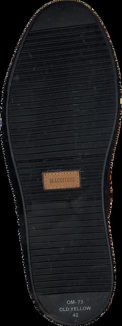 BLACKSTONE Baskets OM73 en marron - large