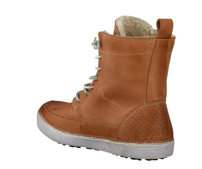 cognac BLACKSTONE Enkelboots AM32  - large