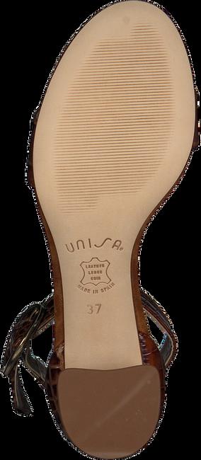 Cognac UNISA Sandalen GINA  - large