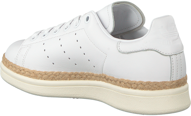 ADIDAS Baskets STAN SMITH BOLD en blanc - large
