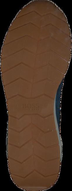 HUGO Baskets basses ELEMENT RUNN en bleu  - large