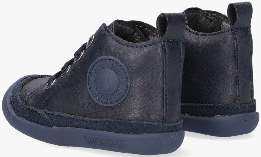 SHOESME Chaussures bébé BF8W001 en bleu - larger