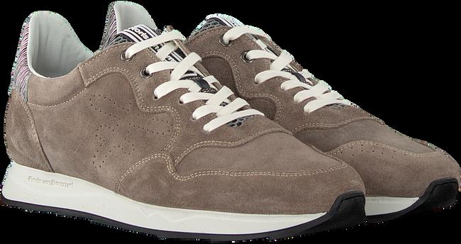 Taupe FLORIS VAN BOMMEL Lage sneakers 16446  - large