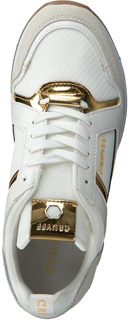 Witte CRUYFF CLASSICS Lage sneakers LUSSO  - large
