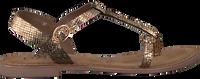 Gouden LAZAMANI Sandalen 75.501  - medium