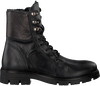 GIGA Bottines à lacets 9702 en noir - small