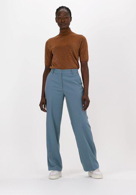 Blauwe MINUS Wijde broek AMBER PANTS - large