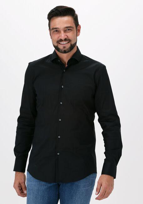 Zwarte BOSS Klassiek overhemd P-HANK-SPREAD-214 10151300 01 - large