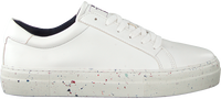 Witte TOMMY HILFIGER Lage sneakers WMNS PREMIUM SUSTAINABLE  - medium