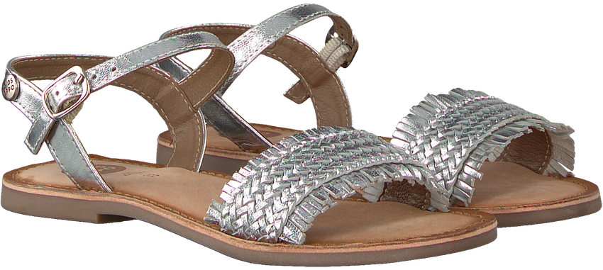 Zilveren GIOSEPPO Sandalen 48616  - larger