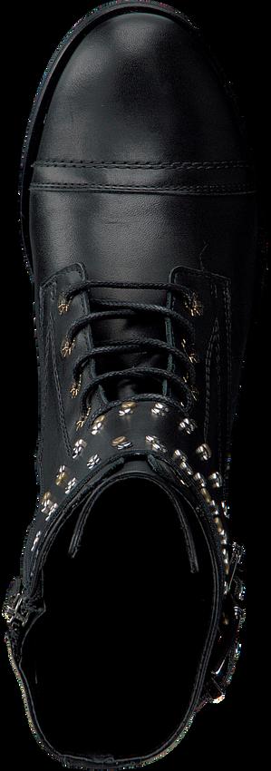 Zwarte DEABUSED Biker boots HOLLY BIKER - larger