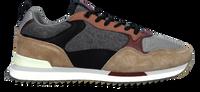 Bruine THE HOFF BRAND Lage sneakers VANCOUVER  - medium