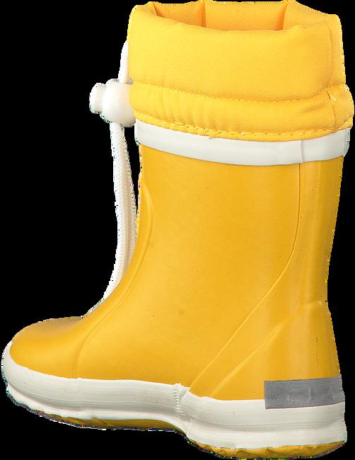 BERGSTEIN Bottes en caoutchouc WINTERBOOT en jaune - large
