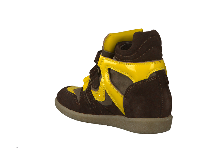Bruine OMODA Sneakers 1635  - large