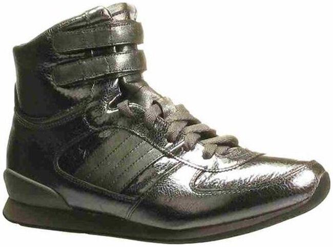 DKNY Chaussures à lacets 2338 en argent - large