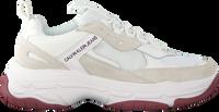 Witte CALVIN KLEIN Lage sneakers MARVIN  - medium
