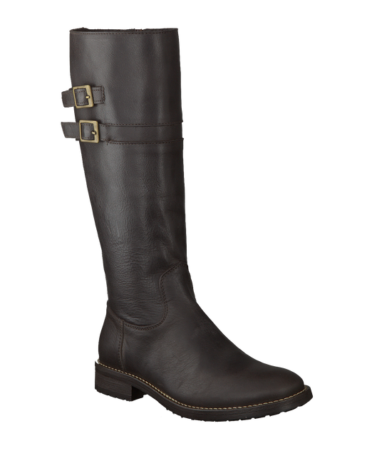 Bruine HIP Lange laarzen H1683  - large