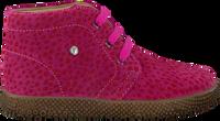 FALCOTTO Bottines à lacets SEAHORSE en rose - medium