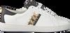 Witte MICHAEL KORS Sneakers KEATON STRIPE SNEAKER  - small