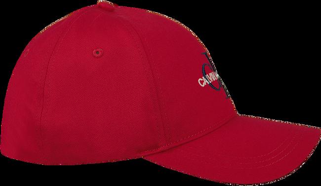 CALVIN KLEIN Casquette J MONOGRAM CAP M en rouge  - large