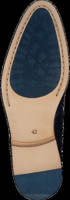 MAZZELTOV Richelieus 5053 en bleu  - large