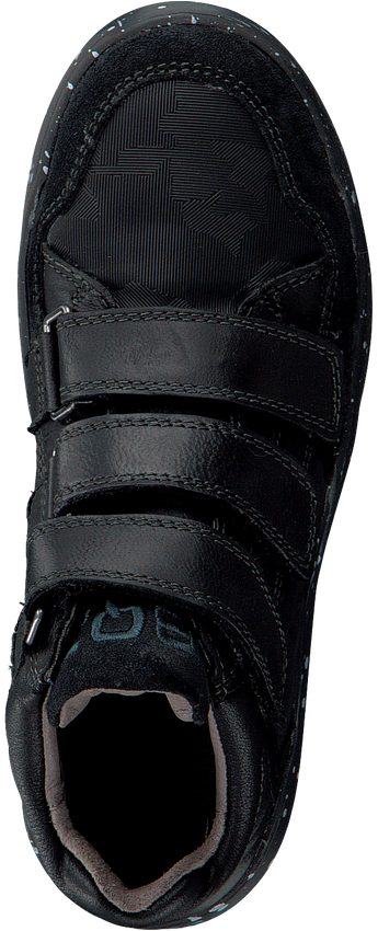 BRAQEEZ Baskets TIM TERRA en noir - larger