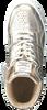 TORAL Baskets montantes TL-12406 en or  - small