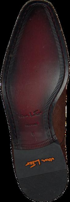 VAN LIER Richelieus 6031 en cognac - large