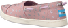 Paarse TOMS Instappers BIMINI  - small