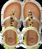 GIOSEPPO Sandales SCALEA en blanc  - small