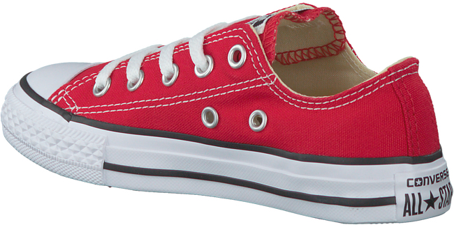 CONVERSE Baskets CTAS OX KIDS en rouge - large
