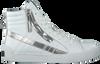 DIESEL Baskets D-STRING en blanc - small