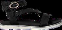 MJUS (OMODA) Sandales 740019 en noir - medium