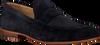 VRTN Loafers 9262 en bleu  - small