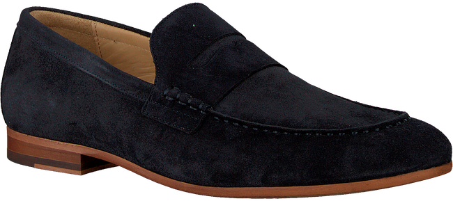 VRTN Loafers 9262 en bleu  - large
