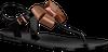 TED BAKER Sandales CAMARIL en noir - small