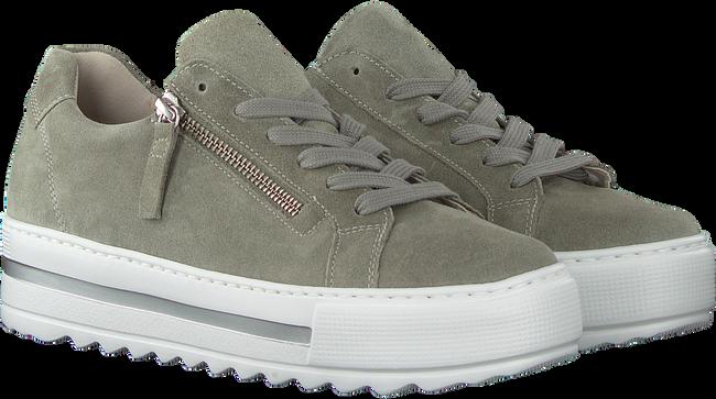Grijze GABOR Lage sneakers 498  - large