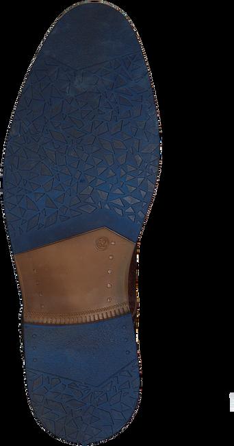 OMODA Chaussures à lacets 89069 en marron - large
