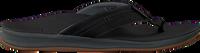 Zwarte REEF Slippers ORTHO BOUNCE COAST MEN  - medium